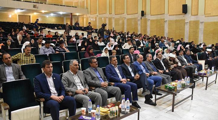 برگزاری جشن تکلیف فرزندان کارکنان صنعت آب و برق استان مرکزی