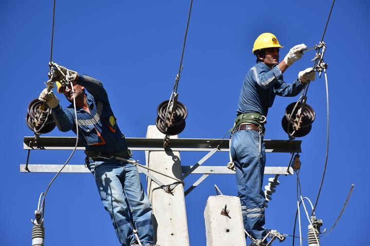45کیلومتر شبکه برق در زرندیه اصلاح شد