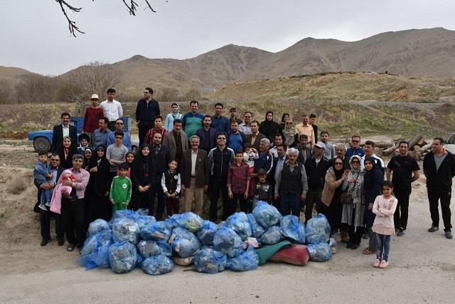پیوستن 500 نفر از خانواده بزرگ توزیع برق استان مرکزی به کمپین بی زباله