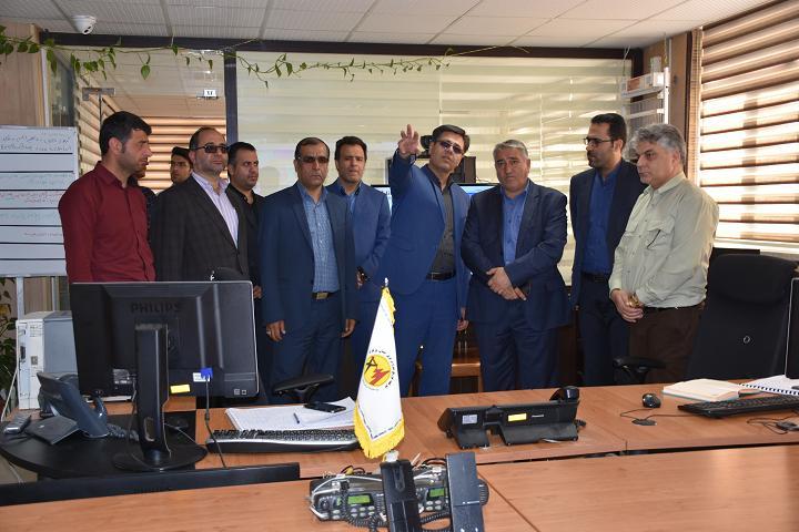 برگزاری رزمایش سراسری آمادگی مولدهای اضطراری توسط توزیع برق استان مرکزی