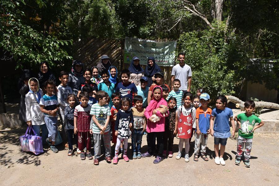 کودکان اراکی حامیان محیط زیست و همیار انرژی می شوند
